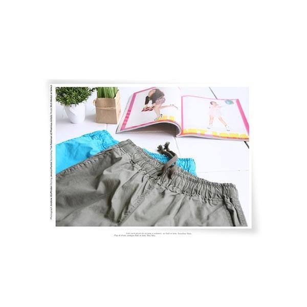 ショートパンツ レディース 単品 サーフパンツ ボード 短パン スウェット 水着用 黒 ホワイト 大きいサイズ|mizuki-store|19
