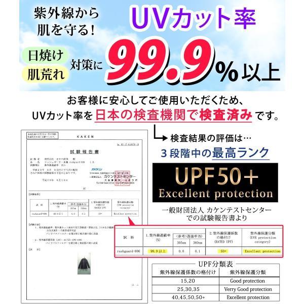 ラッシュガード レディース 長袖 水着用 おしゃれ UVカット ラッシュパーカー UPF50+ 紫外線対策 速乾 体型カバー 日焼け防止 フード付き 指穴付き|mizuki-store|04