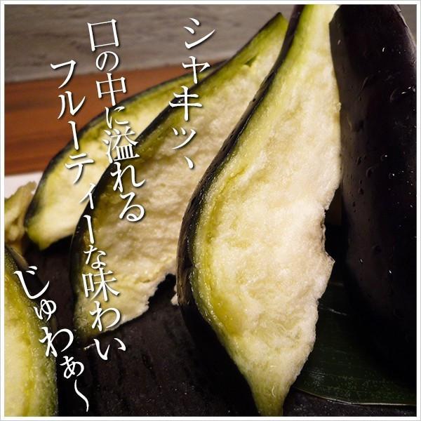 水なす漬け3個・きゅうり漬け2本セット 送料無料 |mizunasuzukehannbai|04