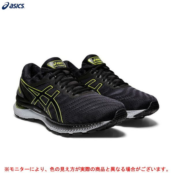 ASICS(アシックス)GEL-NIMBUS 22 ゲルニンバス22(1011A680)ランニングシューズ ジョギング マラソン トレーニング スニーカー メンズ