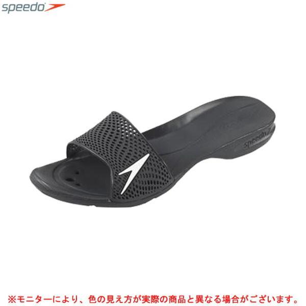 SPEEDO(スピード)アタミIIマックス(SD96K02L)スポーツ プール 水泳 カジュアル スポーツサンダル シャワーサンダル 女性用 レディース ジュニア キッズ