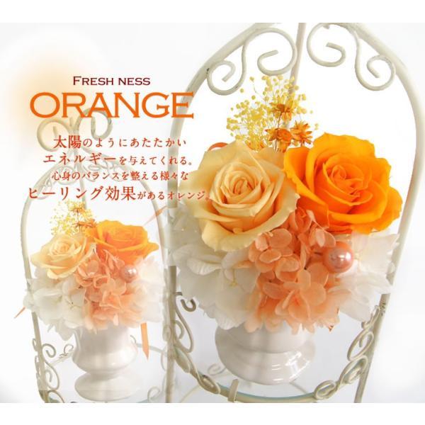 花 プリザーブドフラワー 母の日 ギフト  結婚祝い 誕生日 女性 母 プレゼント お返し ミニアレンジ 退職祝い ラフルール|mizutomo|09