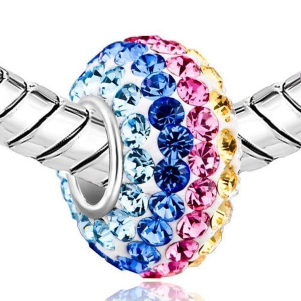 チャーム ブレスレット バングル用  ShinyJewelry シャイニージュエリー ShinyJewelry Charm Beads For European Bracelets