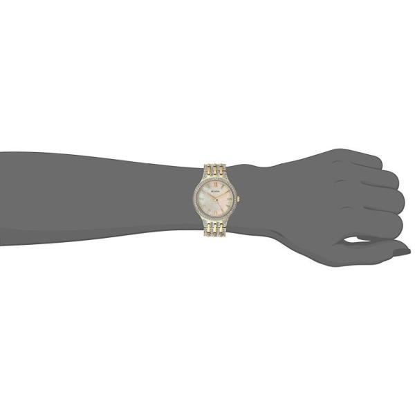 ブローバ Bulova 女性用 腕時計 レディース ウォッチ ホワイト 98L234