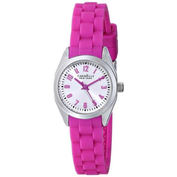 ブローバ Bulova 女性用 腕時計 レディース ウォッチ シルバー 43L175