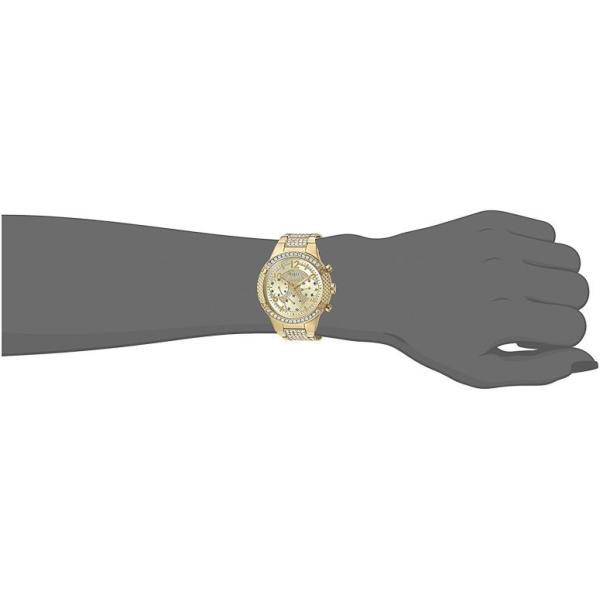 ゲス GUESS 女性用 腕時計 レディース ウォッチ シャンパン U0850L2