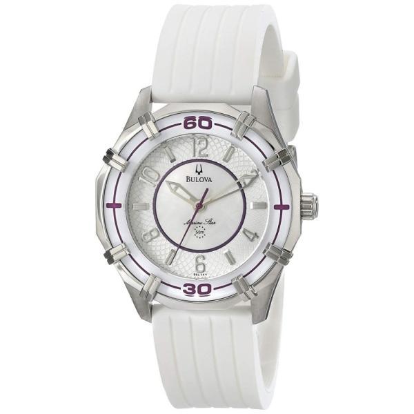 ブローバ Bulova 女性用 腕時計 レディース ウォッチ パール 96L144