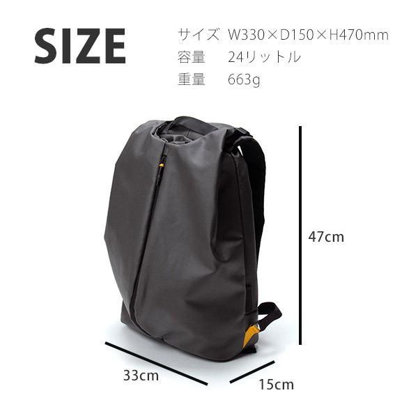 AMARIO DAY DP  メンズ レディース MacBook 13インチ対応 リュック アマリオ デイパック  父の日 親水性 (沖縄は+900円)