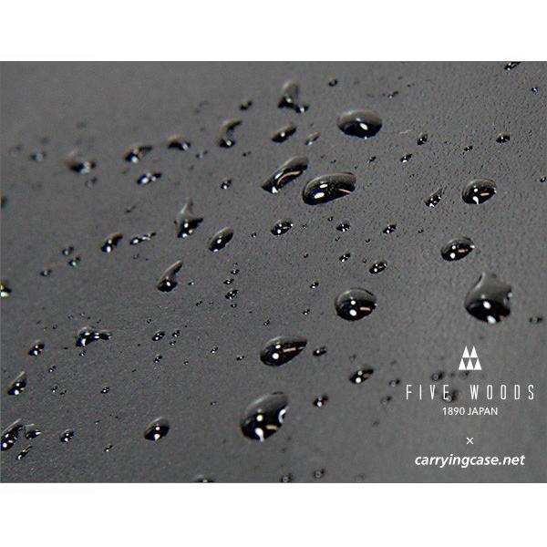 ファイブウッズ プラトー オールレザートート FIVE WOODS x Carryingcase.net コラボレート PLATEAU #39911 MacBook Pro 15インチ対応 送料無料(沖縄は+900円)|mjsoft|18