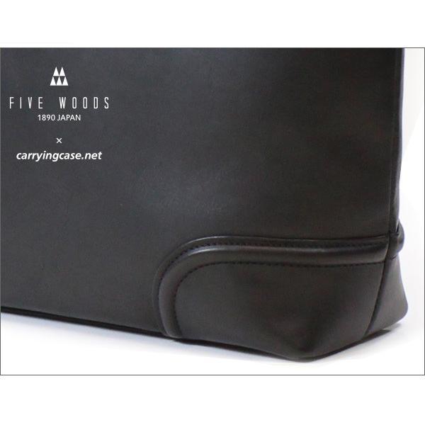 ファイブウッズ プラトー オールレザートート FIVE WOODS x Carryingcase.net コラボレート PLATEAU #39911 MacBook Pro 15インチ対応 送料無料(沖縄は+900円)|mjsoft|19