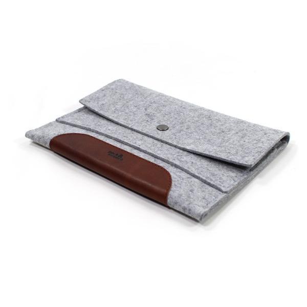 パック アンド スムーチ アイパッドエア用 ケース メリノ ドイツ製 ハンドメイド Pack and Smooch Merino for iPad Air1/2 ゆうパケット対応商品|mjsoft|03