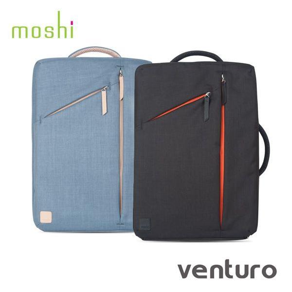 moshi バッグ モシ ベンチュロ バックパック ボディバッグ メンズ Venturo  スタンダードモデル MacBook Pro 15 インチ対応 父の日 送料無料(沖縄は+900円)|mjsoft