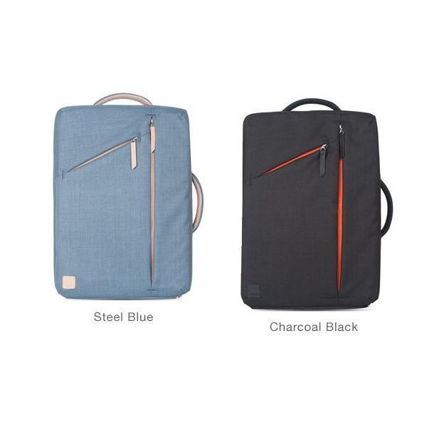 moshi バッグ モシ ベンチュロ バックパック ボディバッグ メンズ Venturo  スタンダードモデル MacBook Pro 15 インチ対応 父の日 送料無料(沖縄は+900円)|mjsoft|05
