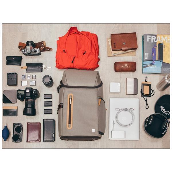 moshi  Arcus 多機能バックパック アーカス MacBook Pro 15 対応  旅行 トラベル リュック 大型 軽量 出張 ビジネス シューズ収納 送料無料(沖縄は+900円)|mjsoft|06