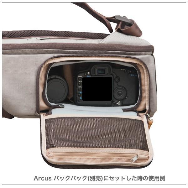 moshi カメラインナーケース Arcus Camera Insert (Arcusバックパック用オプション)|mjsoft|04