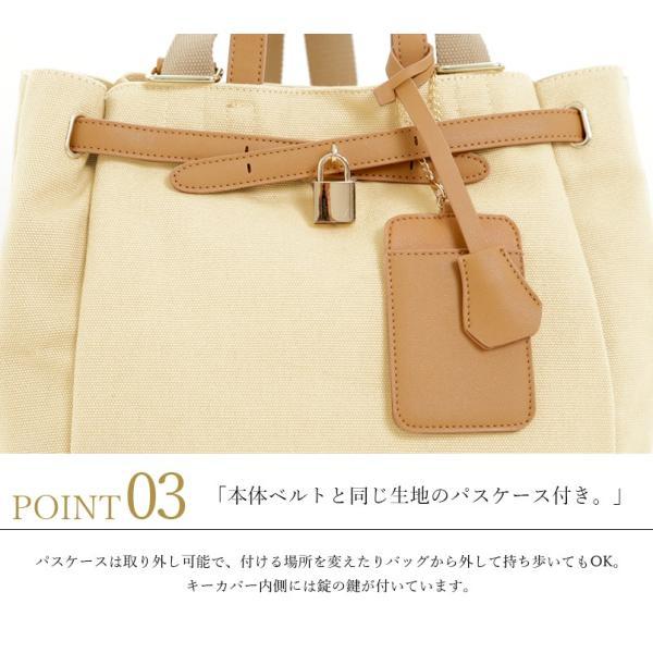 6e6d682b61 ... リュック レディース バッグ A4サイズ対応 大人 2way リュックサック リュック キャンバスリュック 通勤 通学 布帛 ...