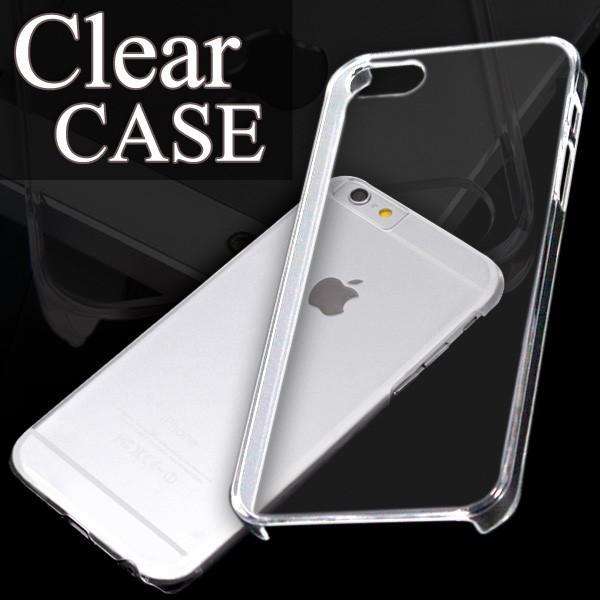 iPhone X ケース iPhone8 Plus クリア iPhone7 iPhone6s ケース iPhone6 カバー iPhone5s SE スマホケース ポリカーポーネート クリアケース 透明 ハード|mkcorporation8