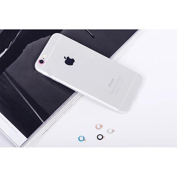 レンズ保護リング iPhone6s iPhone6 Plus用 スマホカメラ保護 おしゃれ アクセント ファッショナブル かわいい 破損傷予防 アルミ合金|mkcorporation8|08