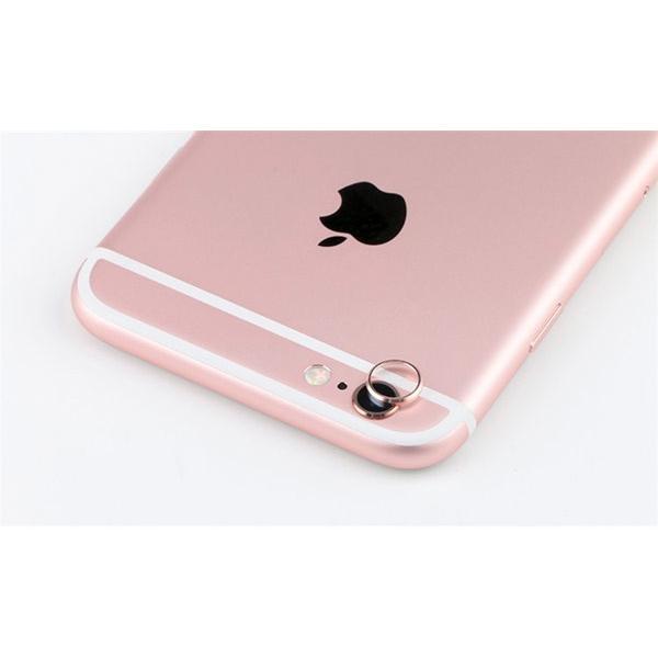レンズ保護リング iPhone6s iPhone6 Plus用 スマホカメラ保護 おしゃれ アクセント ファッショナブル かわいい 破損傷予防 アルミ合金|mkcorporation8|09