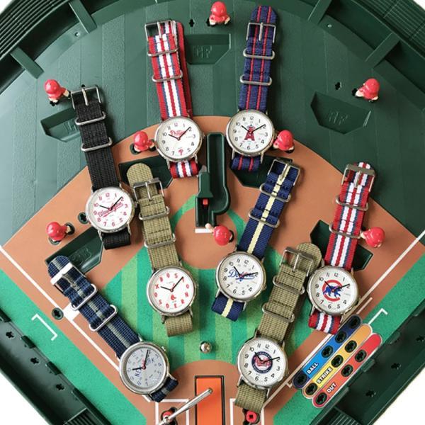 MLB レッドソックス ウィークエンダー MLB トリビュート コレクション TIMEX|mlbshop|04