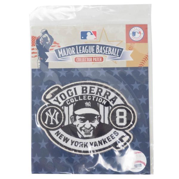 MLB ヨギ・ベラ ヤンキース Yogi Berra Collection パッチ ワッペン The Emblem Source