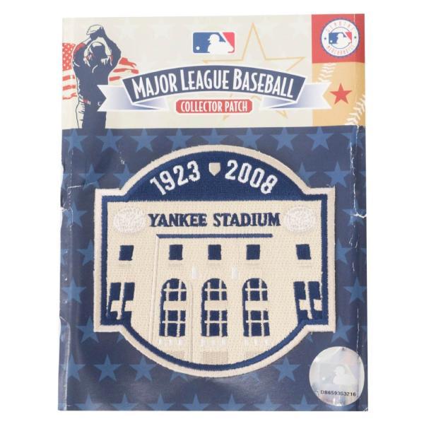 MLB アーロン・ジャッジ ヤンキース Yankees Stadium 1923-2008 パッチ ワッペン The Emblem Source