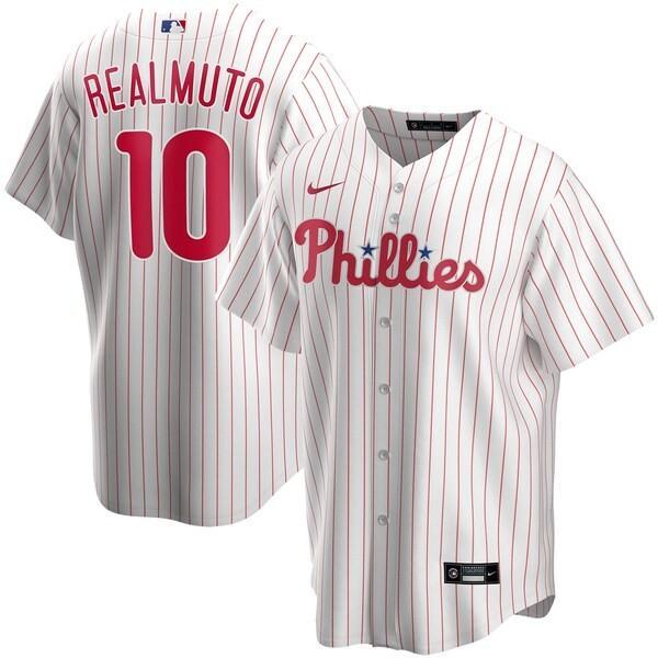 MLB J.T.リアルミュート フィラデルフィア・フィリーズ ユニフォーム ...