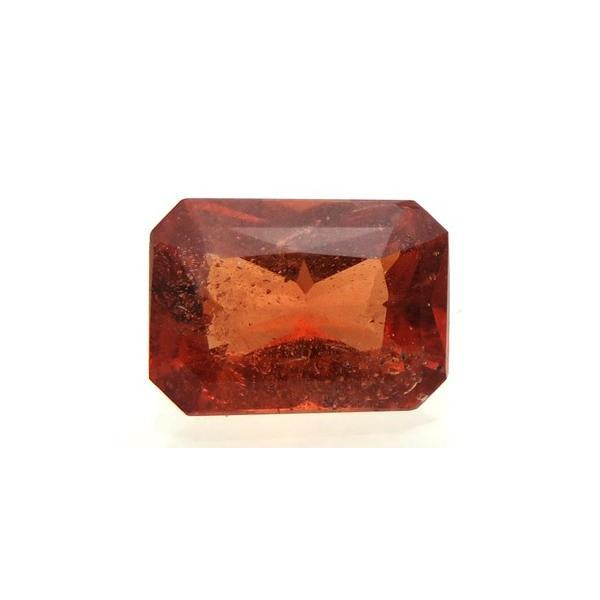 12409 オレンジトリプライト 1.06ct 新宝石 パキスタン産 : 瑞浪鉱物展示館 【送料無料】