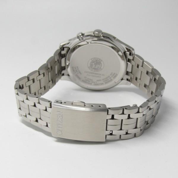 【7年保証】シチズン コレクション エコ・ドライブ 電波腕時計  メンズ  男性用 品番:FRD59-2393|mmco|05