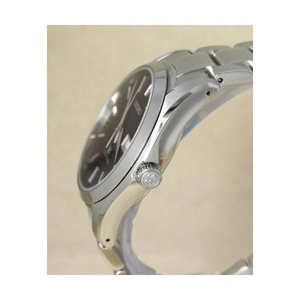 【7年保証】グランドセイコー(旧ロゴ)メンズ 男性用腕時計 【SBGT037】(国内正規品) クロス付|mmco|03