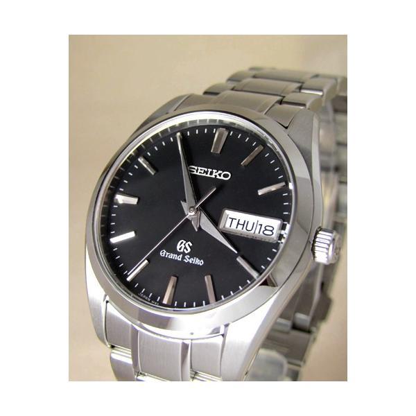 【7年保証】グランドセイコー(旧ロゴ)メンズ 男性用腕時計 【SBGT037】(国内正規品) クロス付|mmco|04