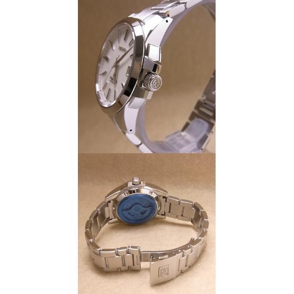 【7年保証】 グランドセイコー 旧ロゴ メンズ腕時計 オートマチック 品番:SBGR055 国内正規品 拭き布(クロス)付|mmco|03