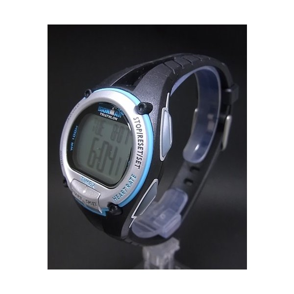 【7年保証】タイメックス腕時計 アイアンマン ロードトレーナー デジタル ハートレートモニター ミディアムサイズ【T5K214】 (国内正規品)|mmco|02