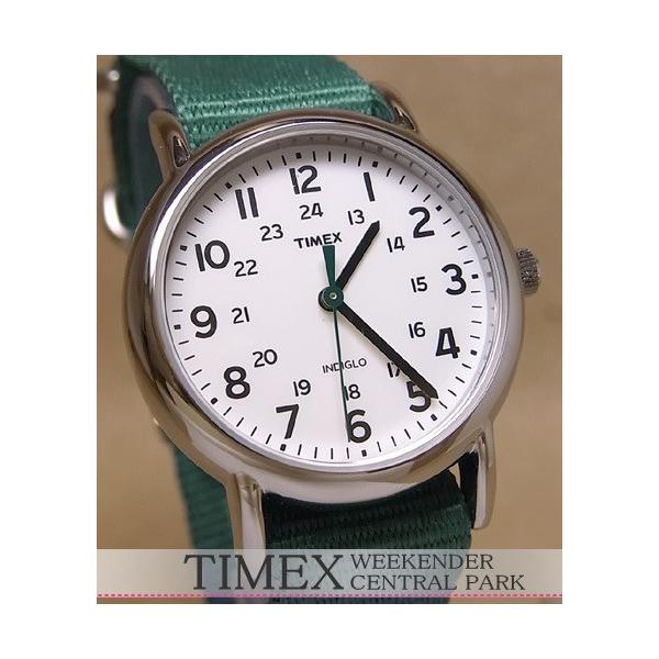 【7年保証】TIMEX(タイメックス) レディース 女性用 腕時計 ウィークエンダー セントラルパーク  ミッドサイズ【T2N915】(国内正規品)|mmco