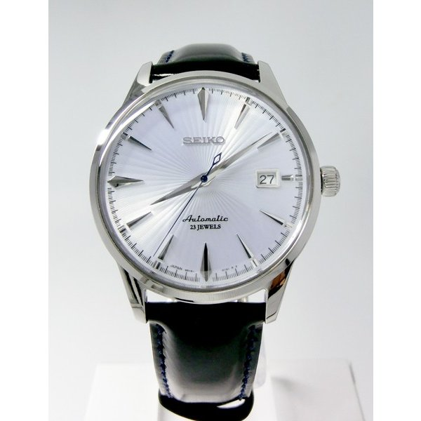 【7年保証】送料無料セイコーメカニカル メンズ 男性用腕時計 オートマチック(自動巻き) 【SARB065】 (国内正規品)|mmco|02
