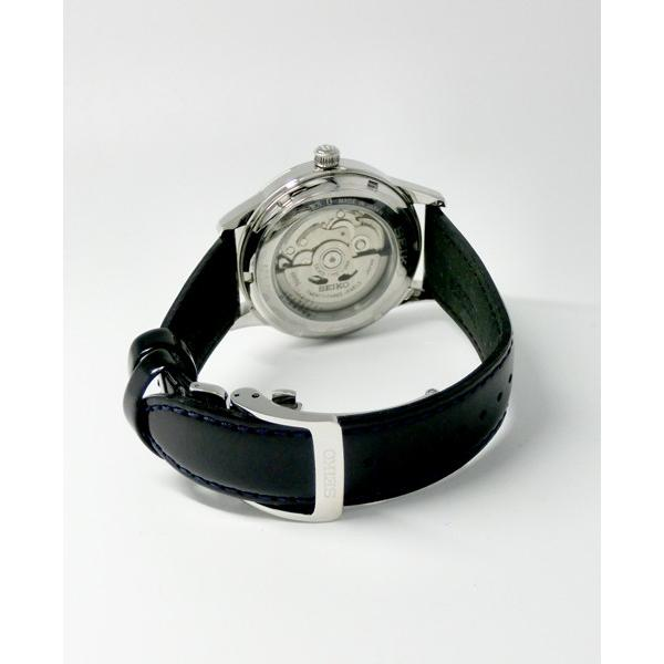 【7年保証】送料無料セイコーメカニカル メンズ 男性用腕時計 オートマチック(自動巻き) 【SARB065】 (国内正規品)|mmco|05