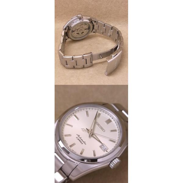 【7年保証】送料無料!セイコーメカニカル メンズ 男性用腕時計 オートマチック(自動巻き) 【SARB035】 (国内正規品)【02P27Sep14】|mmco|03