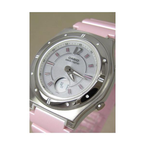 【7年保証】カシオ(CASIO) レディース 女性用  ソーラー電波腕時計 WAVE CEPTOR【LWA-M142-4AJF】 (国内正規品)|mmco|03
