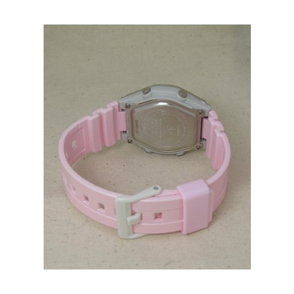 【7年保証】カシオ(CASIO) レディース 女性用  ソーラー電波腕時計 WAVE CEPTOR【LWA-M142-4AJF】 (国内正規品)|mmco|04