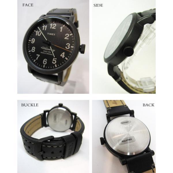 【7年保証】TIMEX(タイメックス)メンズ 男性用腕時計 ウォーターベリーコレクション  【TW2P59000ZN】(国内正規品)|mmco|03