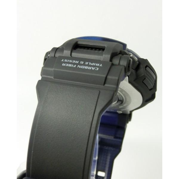 【7年保証】CASIO G-SHOCK グラビティマスター Bluetooth搭載GPSハイブリッド電波ソーラー 男性用腕時計  GPW-2000-1A2JF カシオメンズGショック|mmco|04