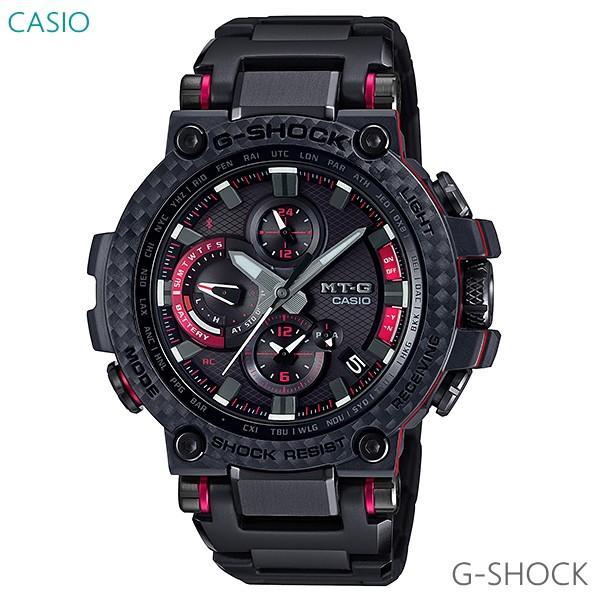 メンズ 腕時計 7年保証 カシオ G-SHOCK MT-G ソーラー 電波 MTG-B1000XBD-1AJF 正規品 CASIO mmco