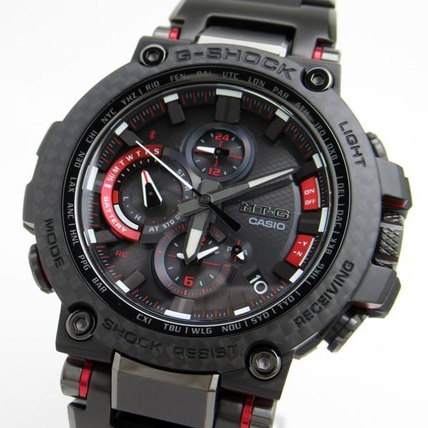 メンズ 腕時計 7年保証 カシオ G-SHOCK MT-G ソーラー 電波 MTG-B1000XBD-1AJF 正規品 CASIO mmco 02