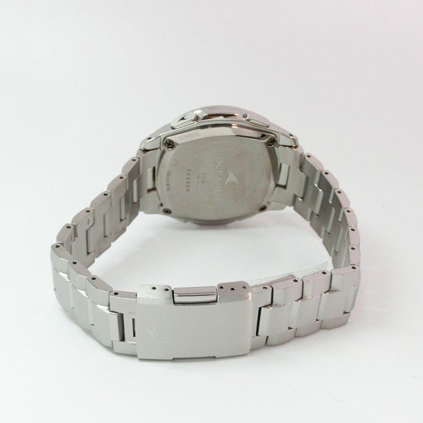 【7年保証】カシオ オシアナス  メンズ 男性用ソーラー電波腕時計 マルチバンド6  クラシックライン 【OCW-T100TD-1AJF】(国内正規品) mmco 05
