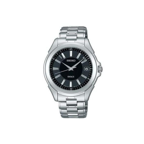 【7年保証】セイコー(SEIKO)ドルチェ(DOLCE) メンズ 男性用ソーラー電波腕時計【SADZ151】 (国内正規品)|mmco