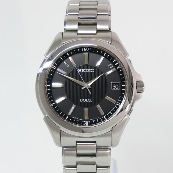 【7年保証】セイコー(SEIKO)ドルチェ(DOLCE) メンズ 男性用ソーラー電波腕時計【SADZ151】 (国内正規品)|mmco|02