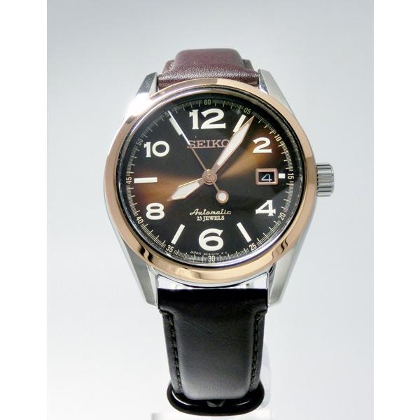 【7年保証】送料無料セイコーメカニカル メンズ 男性用腕時計 オートマチック(自動巻き) 【SARG012】 (国内正規品) mmco 02