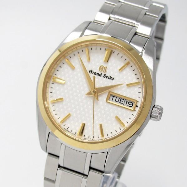 メンズ 腕時計 7年保証 送料無料 グランドセイコー 9Fクオーツ SBGT238 正規品 Grand Seiko Heritage Collection|mmco|02