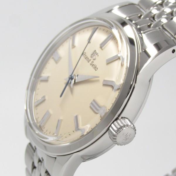 メンズ 腕時計 7年保証 送料無料 グランドセイコー 手巻式 SBGW235 正規品 Grand Seiko Elegance Collection|mmco|03