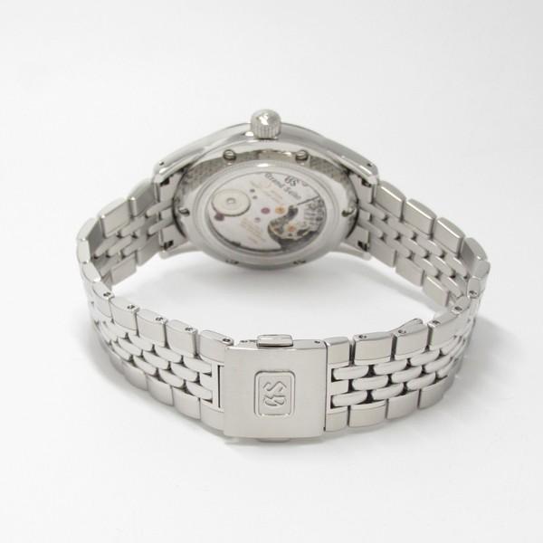 メンズ 腕時計 7年保証 送料無料 グランドセイコー 手巻式 SBGW235 正規品 Grand Seiko Elegance Collection|mmco|05